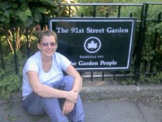 Katie 91 street garden